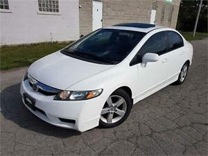 2010 HONDA CIVIC EX-G SPORT SUNROOF ALLOY'S SPOILER