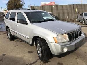 2005 Jeep Grand Cherokee LIMITED GAR 1 AN FINANCEMENT DISPO