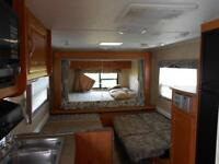 2009 kodiak 21qs perfect trailer for youg family