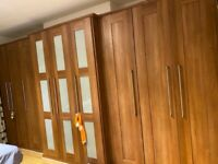Large build in Wardrobe for sale only £150