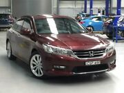 2013 Honda Accord 9th Gen MY13 VTi-L Maroon Sports Automatic Sedan Phillip Woden Valley Preview