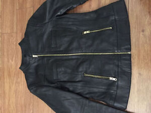 Women's Leather Jacket BRAND NEW