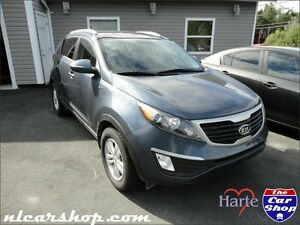 2012 KIA Sportage, AWD 2.4L 4cyl, INSPECTED - nlcarshop.com