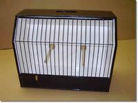 3 Bird Show Cages £0