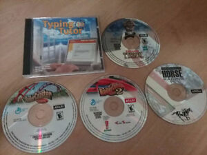 PC Games Lot