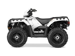 POLARIS SPORTSMAN 850 WHITE LIGHTNING 2016 West Island Greater Montréal image 2