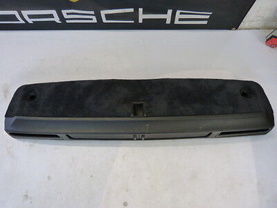 Porsche Boxster 987 Storage Compartment Drop Box Engine Cover 98755122300