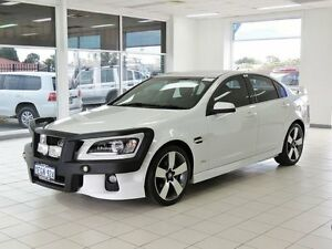 2013 Holden Commodore VE II MY12.5 SV6 Z-Series White 6 Speed Automatic Sedan Morley Bayswater Area Preview