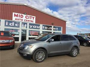 SATURDAY SPECIAL!!! ONLY $7995...2008 Ford Edge Limited
