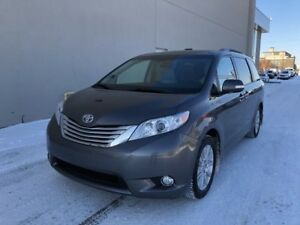 2014 Toyota Sienna XLE-LOW KM'S, AWD 18' RIMS, ROOF RAILS