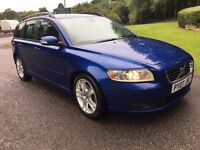 2007 Volvo V50 1.8 se Full service history very nice estate car