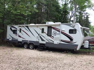 34ft Fleetwood Terry RV Park Model Travel Trailer