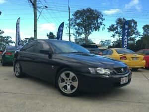 2004 Holden Commodore VY II SV8 Black 4 Speed Automatic Sedan Southport Gold Coast City Preview