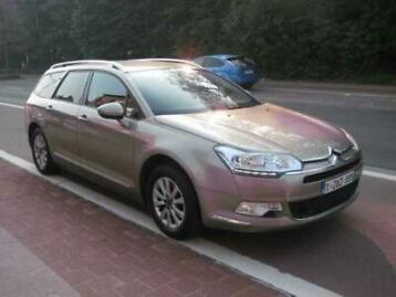 citroen c5 tourer diesel 1.6 hdi business gps fap (fleet)