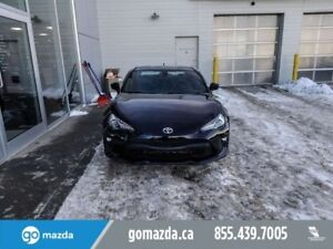 2018 Toyota 86 GT LEATHER HEATED SEATS PRACTICALLY NEW AT USED P
