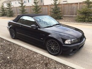 **2003 BMW M3 CONVERTIBLE TRIPLE BLACK 333 HP $16999**