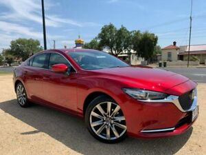 2018 Mazda 6 GL1032 Atenza SKYACTIV-Drive Soul Red Crystal 6 Speed Sports Automatic Sedan West Hindmarsh Charles Sturt Area Preview