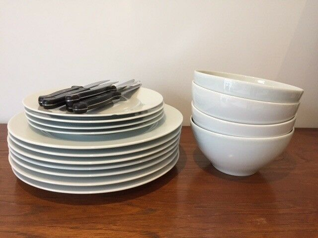 IKEA 365 Plates, Bowls and Cutlery | in Southwark, London | Gumtree