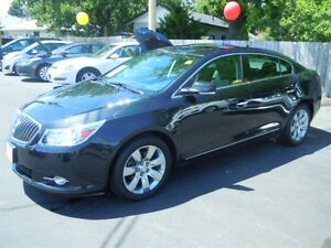 2013 BUICK LACROSSE ULTRA LUXURY GROUP- SUNROOF, REAR VIEW CAMER