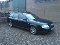 Audi A6 Estate 2001 1.9 TD