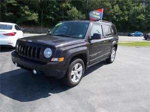 2014 Jeep Patriot North 4WD LOADED FINANCE NOW $69 WKLY