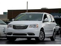 2014 Chrysler Town & Country Touring-L CUIR TOIT DVD NAVIGATION