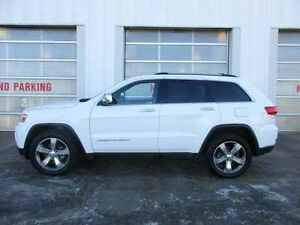 2016 Jeep Grand Cherokee Limited 4x4 Sunroof Navigation
