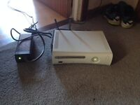 Xbox 360 + games + Controllers + Xbox live + other stuff