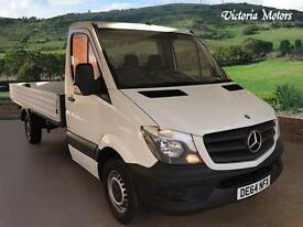 2014 MERCEDES BENZ SPRINTER 2.2 CDI 313 Dropside Truck 2dr LWB 14ft 2 Body