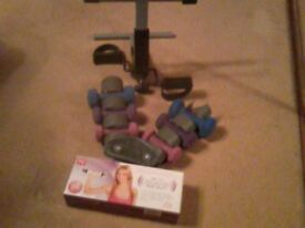 Home Exercise Job Lot