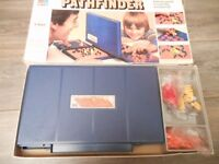 Pathfinders MB GAMES 1977 Complete