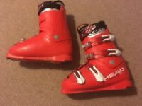 Head Junior ski boots 25.5. - 25.5 (UK 6 - 6.5) Great condition