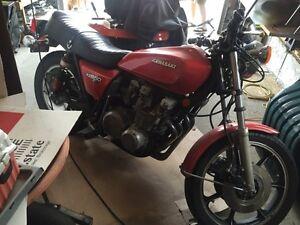 Kawasaki KZ 650 SR $1500 OBO