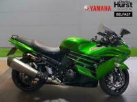 2017 Kawasaki ZZR Zx1400Jhf Sports Petrol Manual