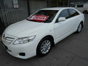 2010 Toyota Camry ACV40R 09 Upgrade Altise White 5 Speed Automatic Sedan West Hindmarsh Charles Sturt Area Preview