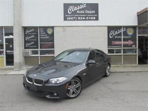 2014 BMW 535d **NAVIGATION**M SPORT PKG**NO ACCIDENTS**1 OWNER**