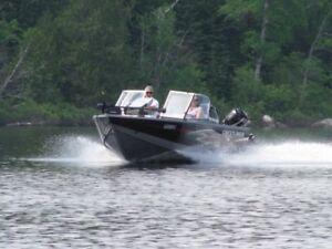 Bateau de pêche,2012, Crestliner, FishHawk 1650 WT