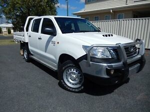 Hilux 4x4 SR 3.0L T Diesel Manual Double Cab C/C 1R61230 002 Dalby Dalby Area Preview