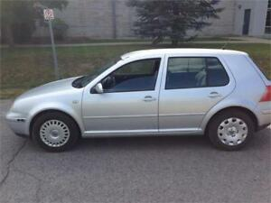 2004 Volkswagen Golf CL