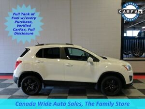 2013 Chevrolet Trax AWD, LT, Remote Start