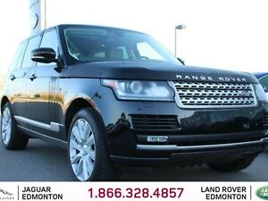 2015 Land Rover Range Rover 5.0 Supercharged - CPO 6yr/160000kms
