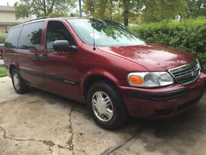 8 seater 2003 Chevrolet Venture new safety 2750