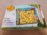 Gruffalo Giant Snakes and Ladders Game Age 3+