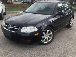 2009 Volkswagen City Jetta*MANUAL*SUNROOF*ACCIDENT FREE*ONE OWNE