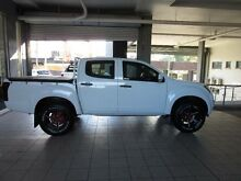 2014 Isuzu D-MAX TF MY14 SX HI-Ride (4x4) Splash White 5 Speed Automatic Crewcab Thornleigh Hornsby Area Preview