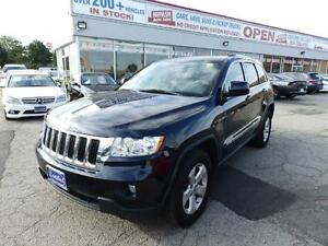 2011 Jeep Grand Cherokee Laredo NO ACCIDENTS SERVICED IN DEALER