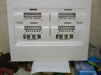Pump Face Tokheim 11501250 Pump Faces Dual