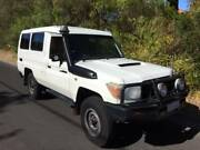 2009 Toyota LandCruiser Troop Carrier - 11 Seater Quindalup Busselton Area Preview