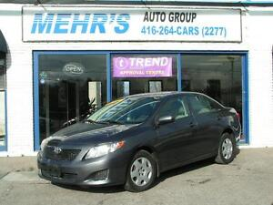 2009 TOYOTA COROLLA CE Enhanced Convenience Pack Financing Avail