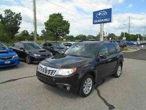 2013 Subaru FORESTER LIMITED